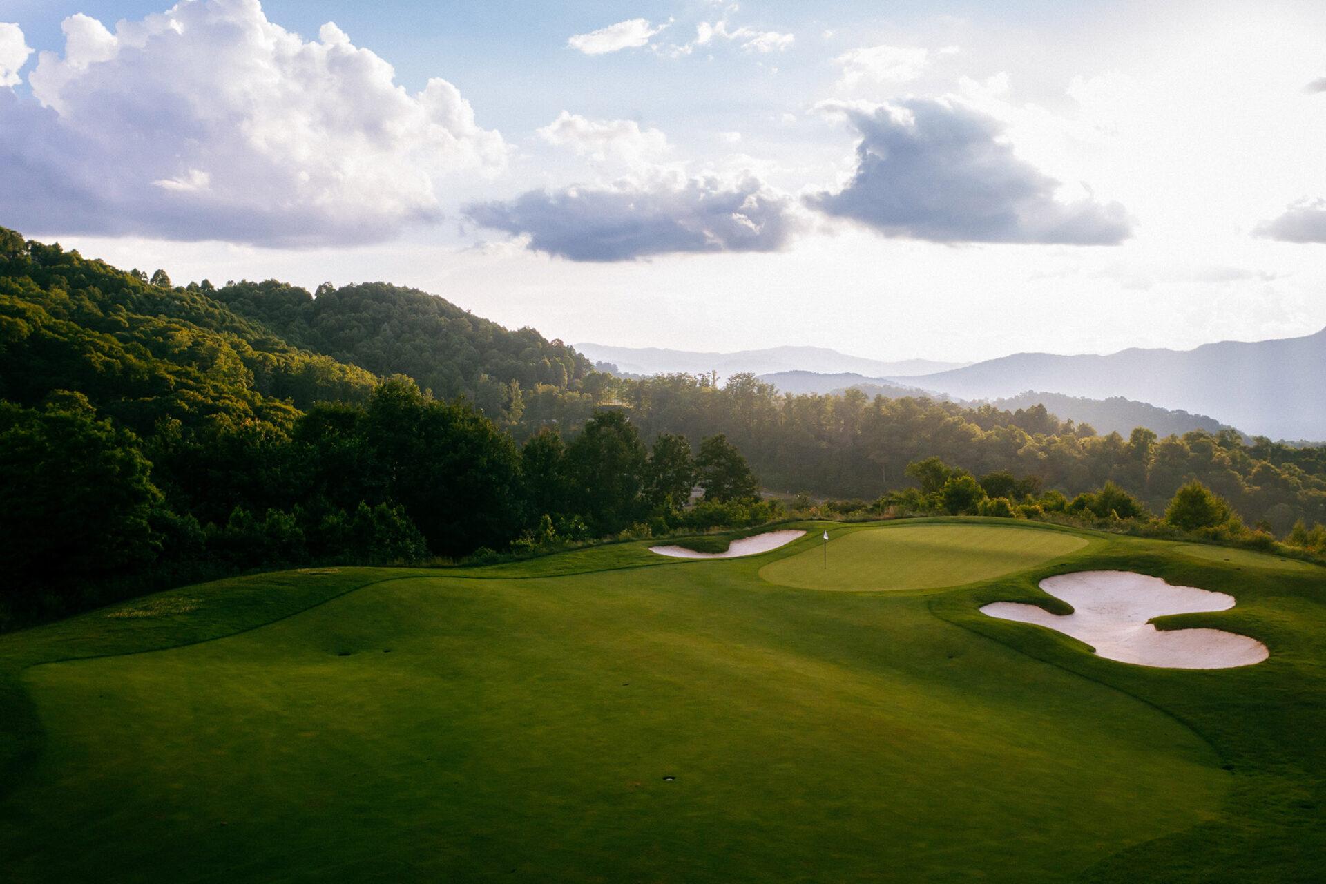 Balsam Golf Hole 14