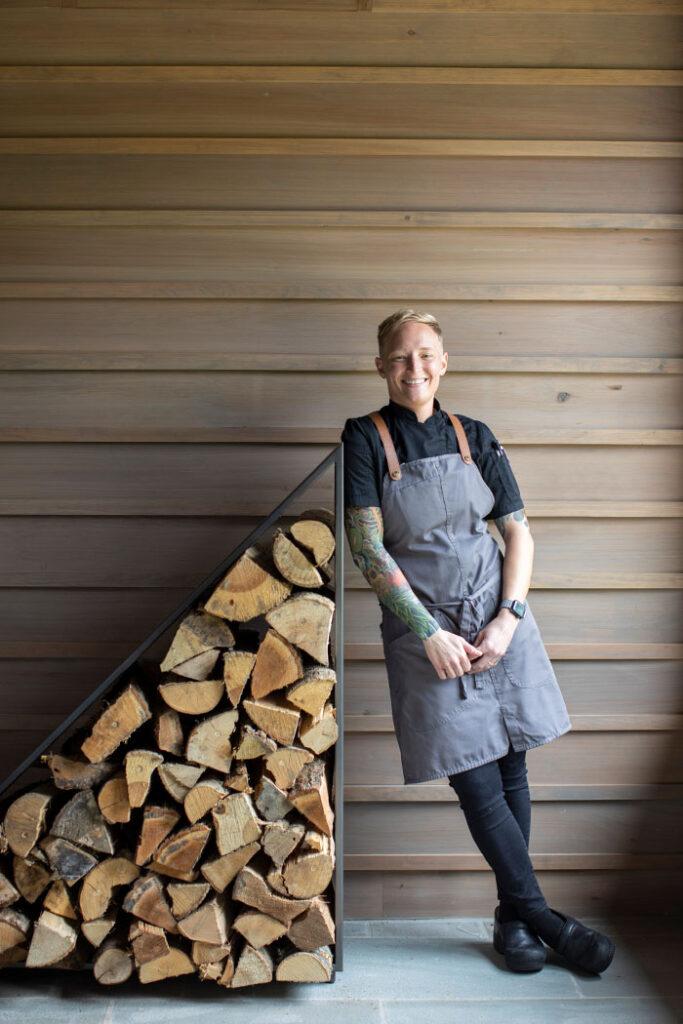 Balsam Mountain Chef Portrait