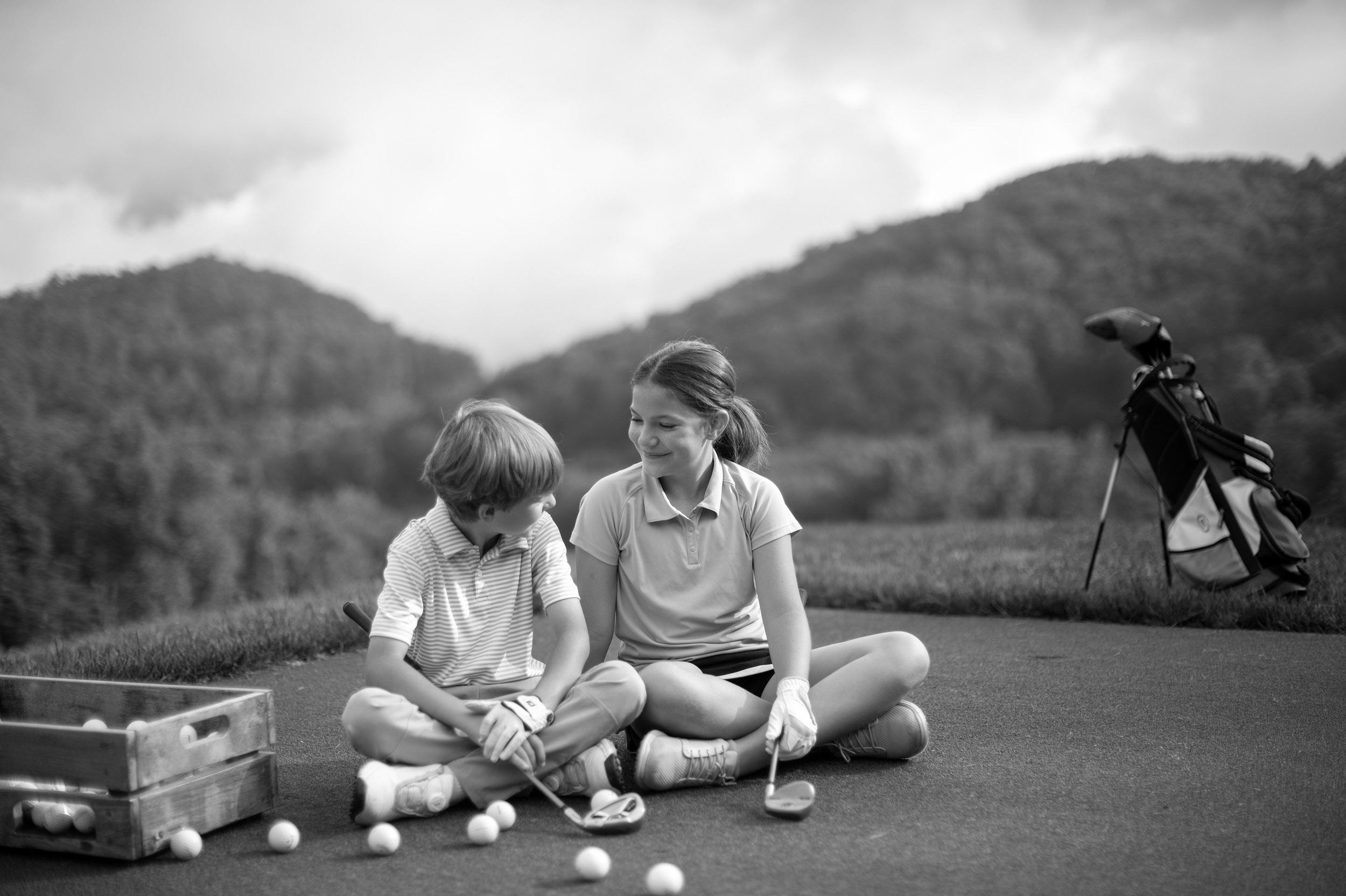 Balsam Mountain Golf Clinic